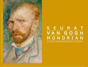 Seurat – Van Gogh – Mondrian