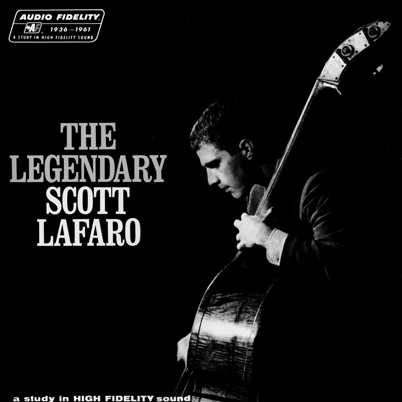 Copertina di The Legendary Scott LaFaro (1978)_bn