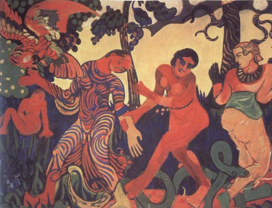 André Derain, La Danza (1906)