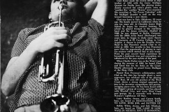 Chet Baker Quartet registrato presso Gold Star Studios, Los Angeles 1953