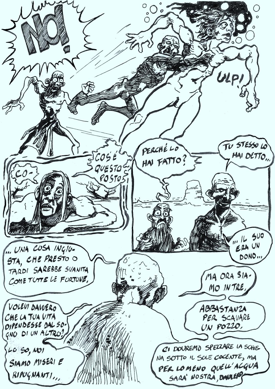 Pietro Tedeschi Il dormiente La Tigre di Carta 12-4