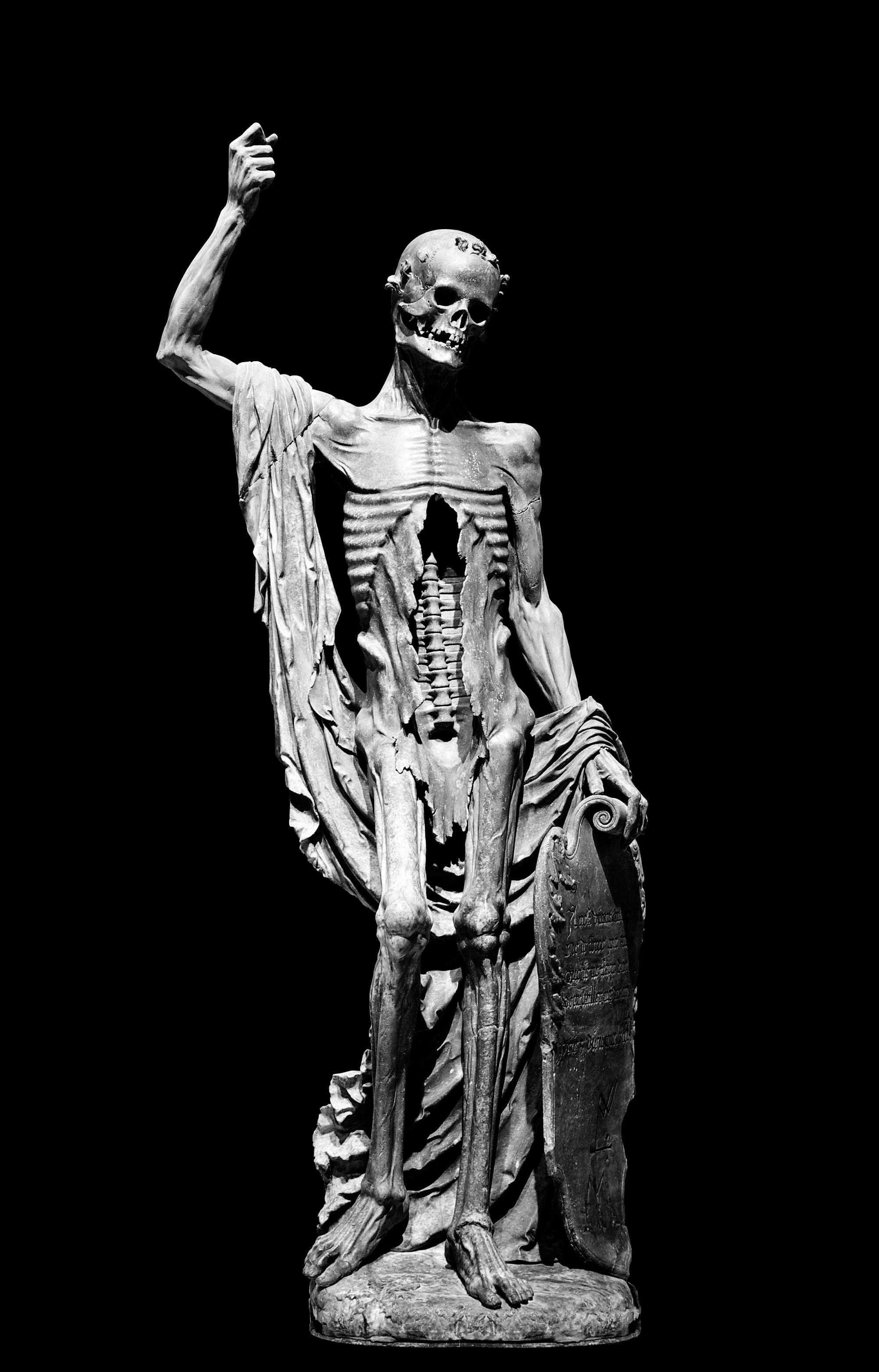 """""""La Mort Saint-Innocent"""", 1530 ca."""
