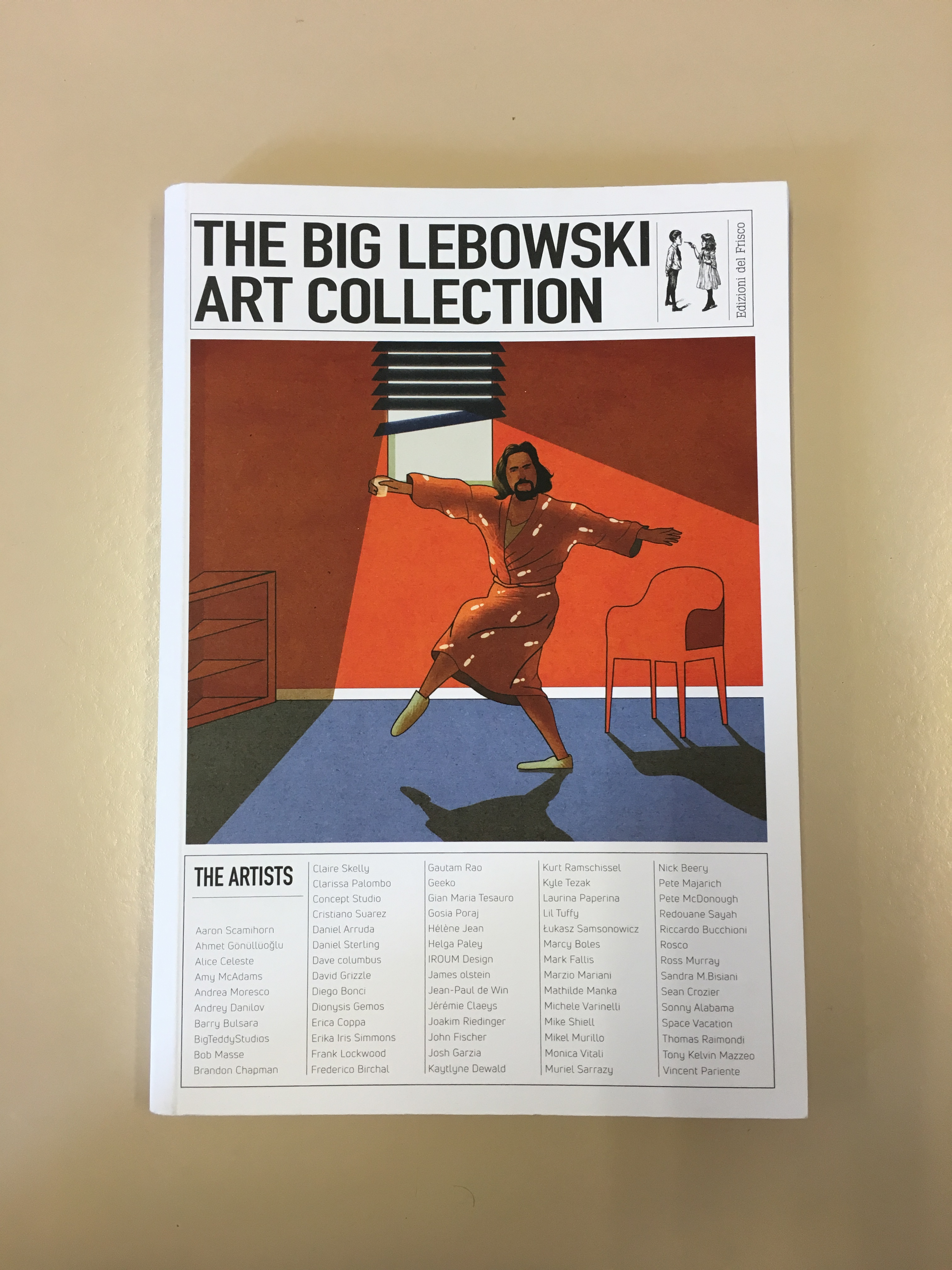 The Big Lebowski Art Collection 1