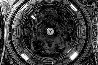 Cupola_Baciccia_Gesu