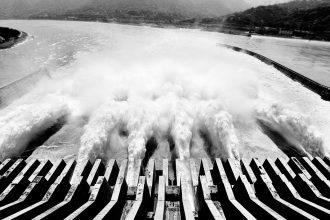 La diga delle Tre Gole | Fiume Azzurro, provincia di Hubei (Cina)