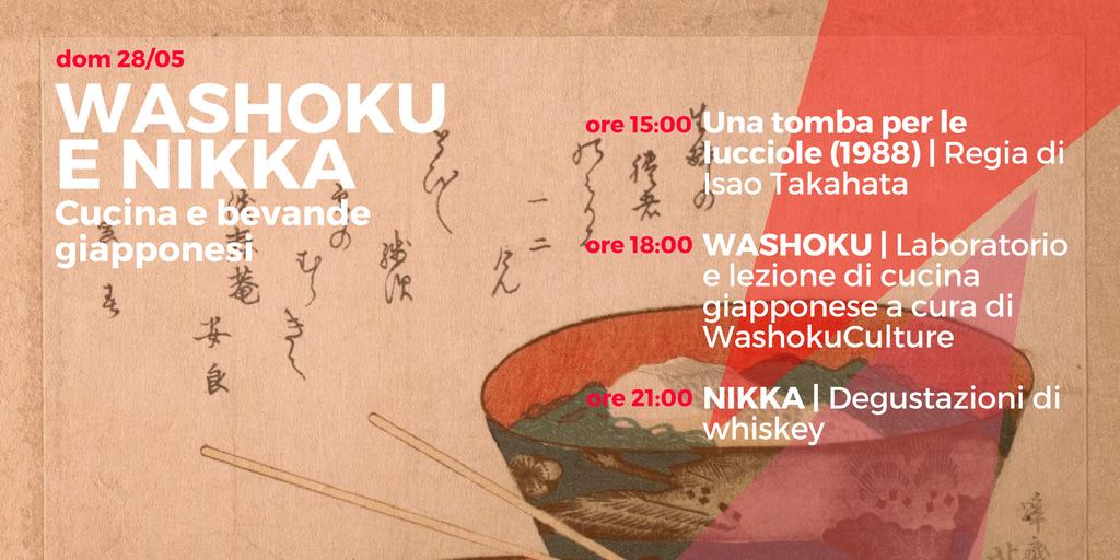 cucina e bevande giapponesi