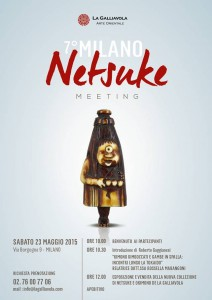 7° Milano Netsuke Meeting | Sabato 23 maggio