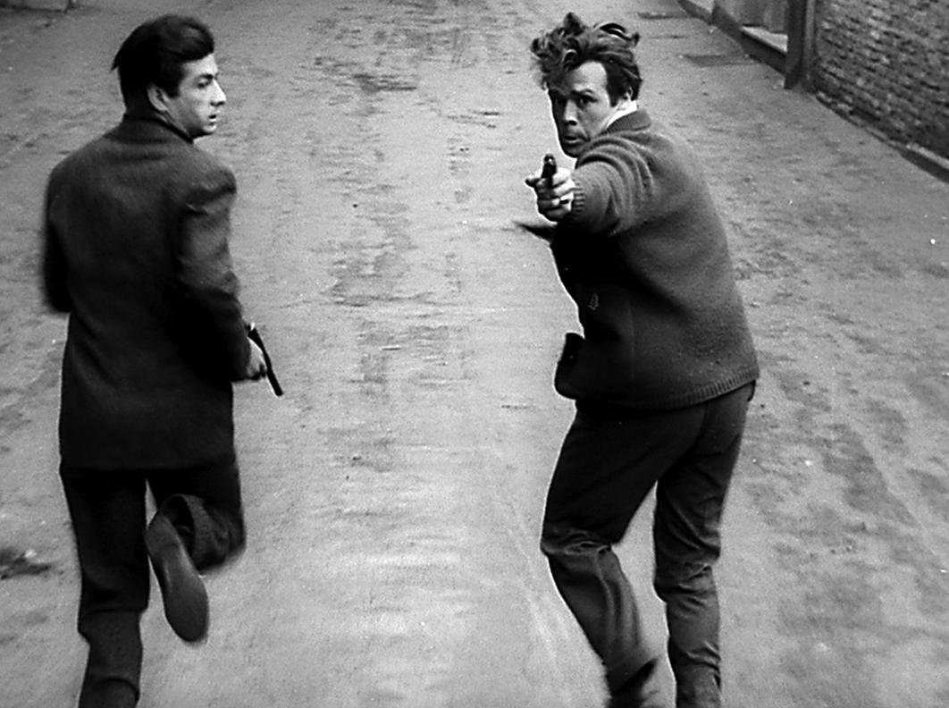 La Banda Casoroli, screenshot dal film di Vancini