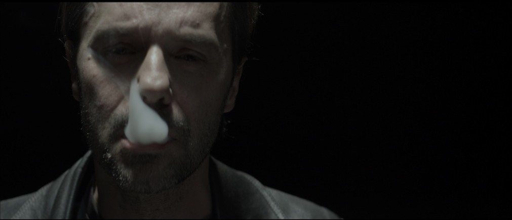 Screenshot del film di De Maria