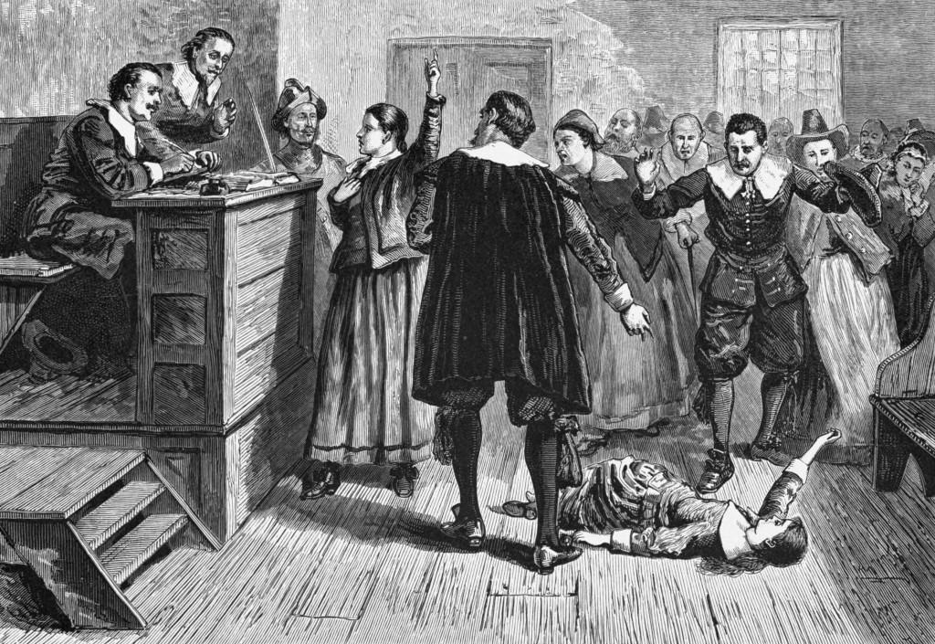 Processo per stregoneria a Salem