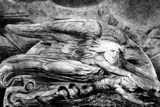Elohim crea Adamo_William Blake ( 1795 ) [ anna lav ]