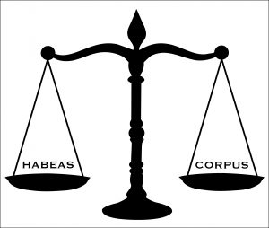 Habeas Corpus è un diritto, sancito dalla Magna Charta Libertatum del 1215, nato per tutelare l'individuo da arresto e detenzione arbitrari.