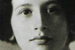 Simone Weil 1921