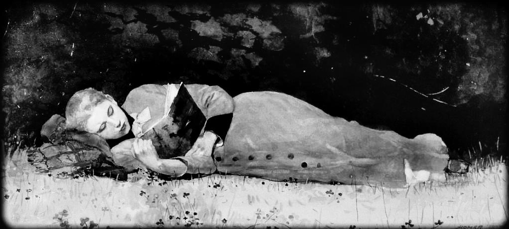 il-nuovo-romanzo-acquerello-di-winslow-homer-1877_bn-anna-lav