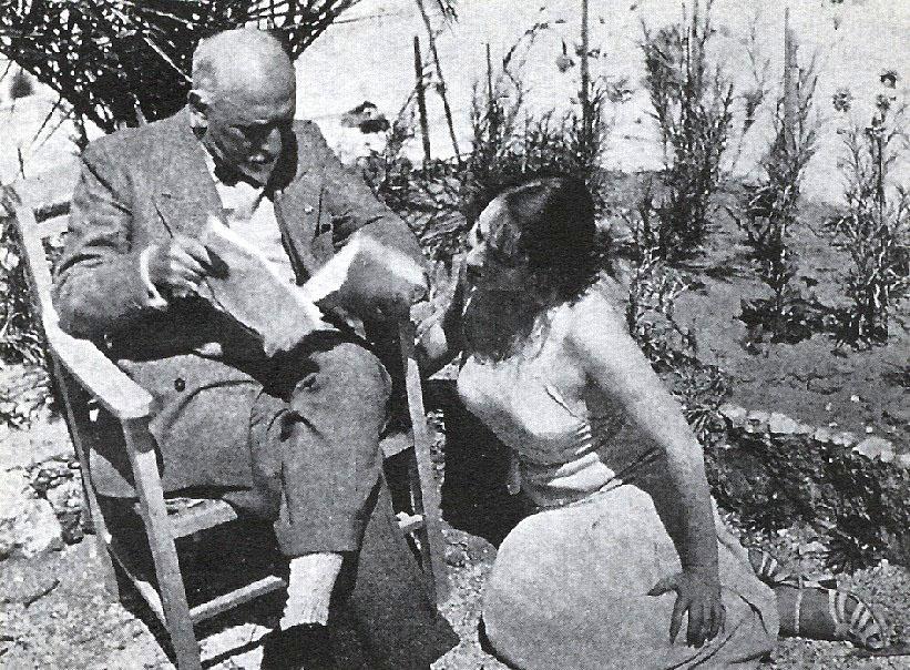 Pirandello e Marta Abba
