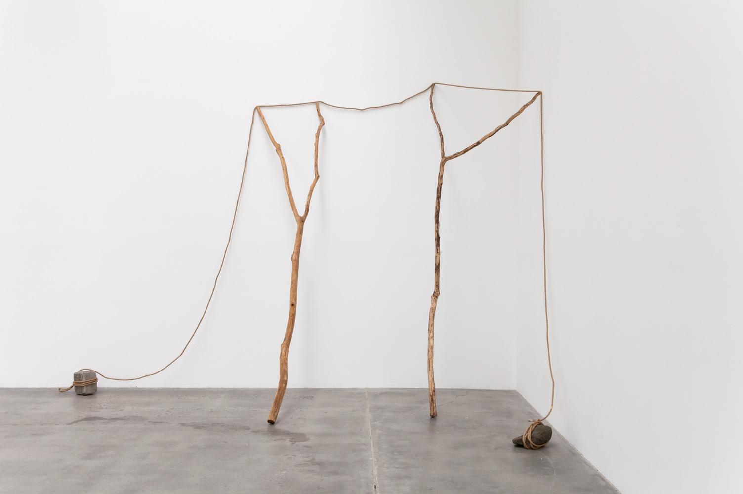 "Kishio Suga, ""In the State of Equal Dimension"", 1973"