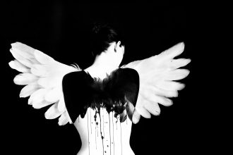 Bloody wings foto di Anna Laviosa 2016