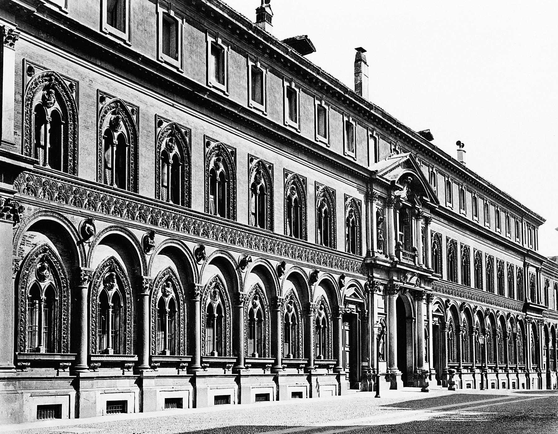La Ca' Granda, Milano