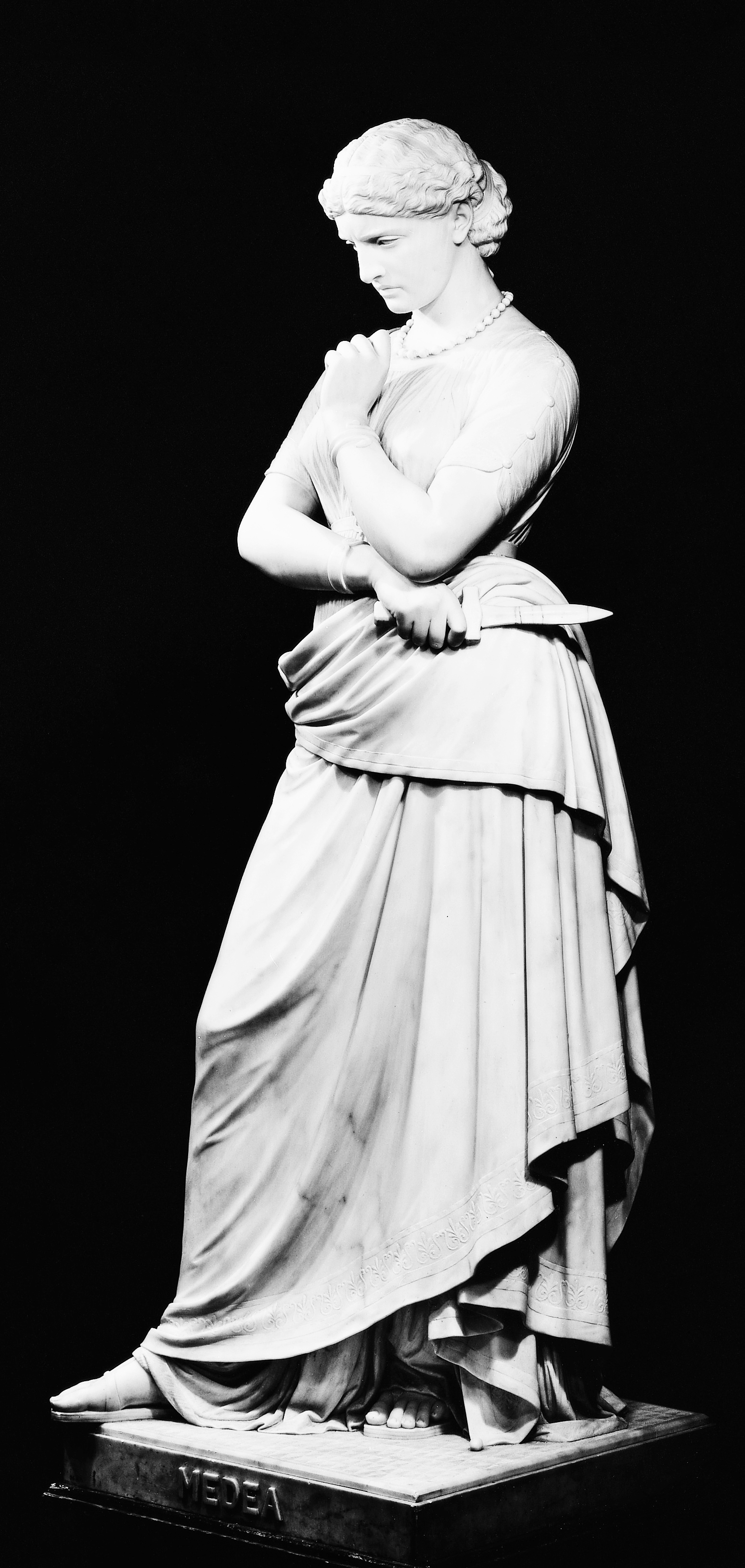 Medea di William Wetmore (1865)