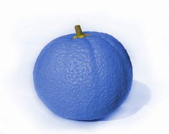 Arancia blu