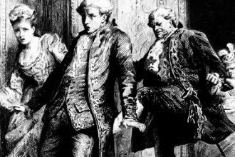 Candide, incisione di Chodowiecky edizione 1778 [anna lav]