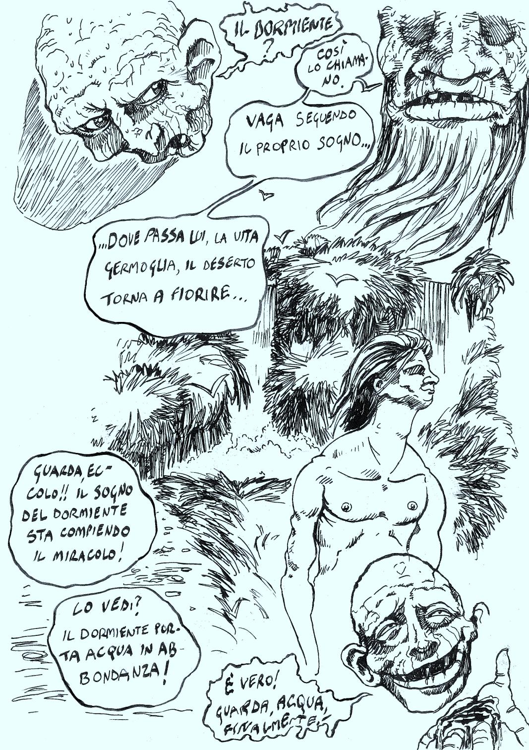 Pietro Tedeschi Il dormiente La Tigre di Carta 12-2