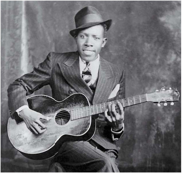 Robert Johnson Blues