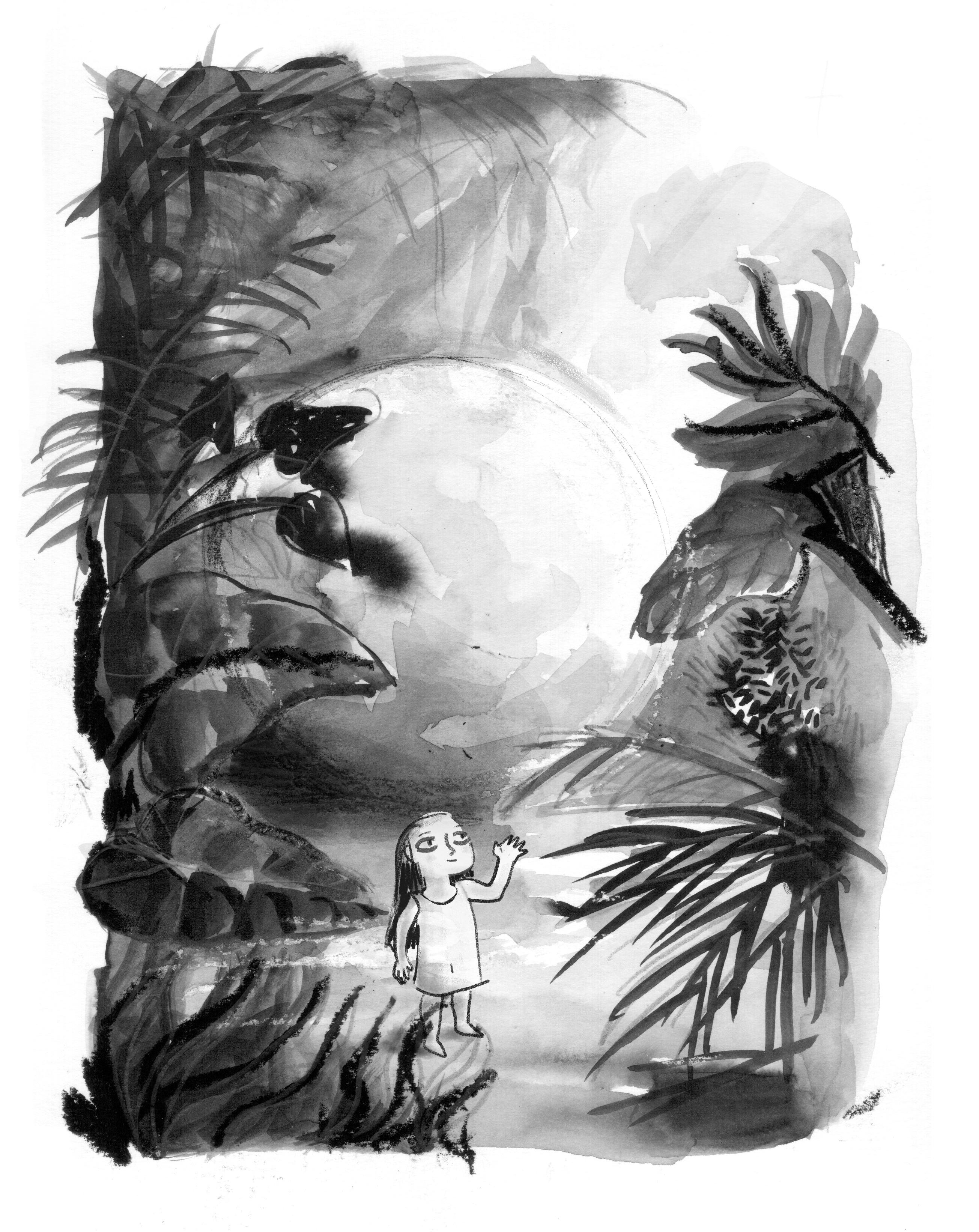 Innocenza illustrazione di Irene Carminati
