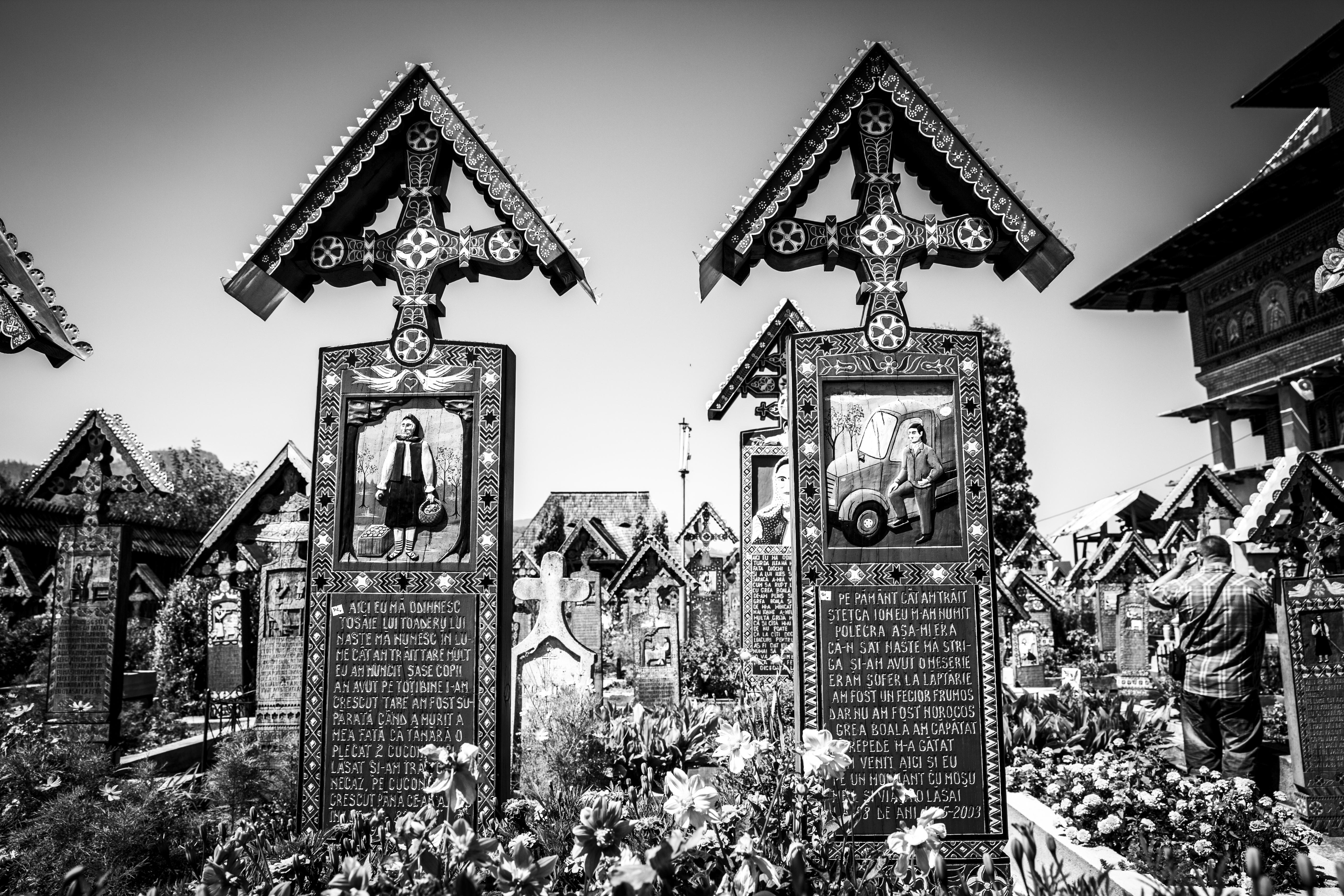 La morte che ride reportage Romania
