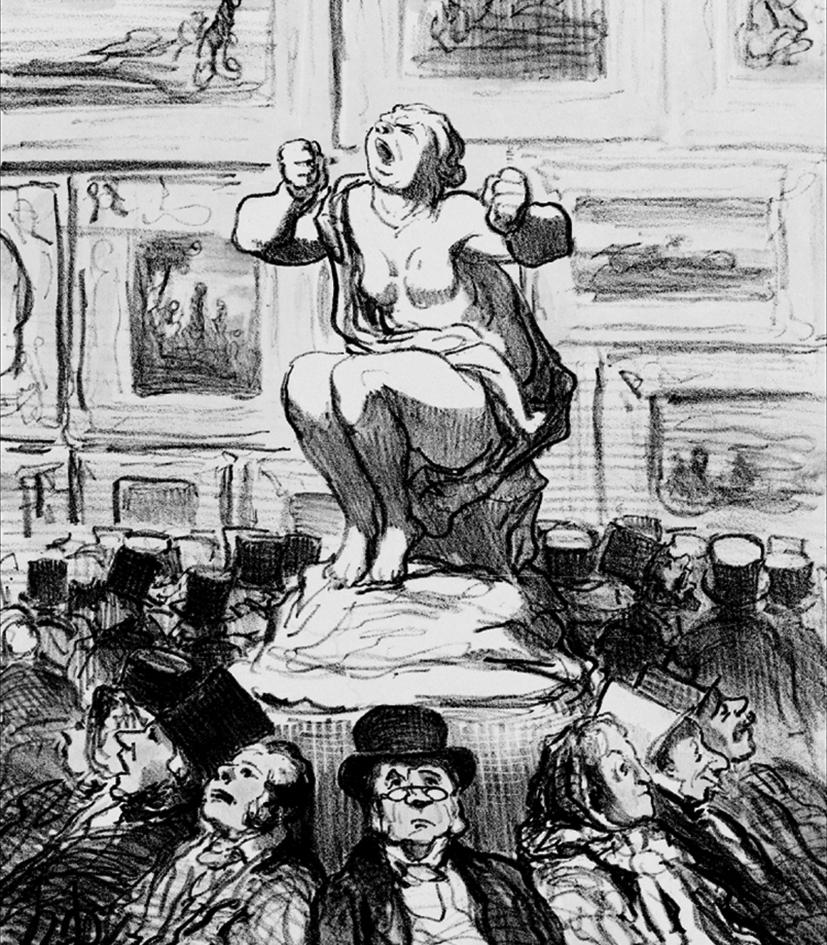 Honoré Daumier, Triste contegno_cut [anna lav]