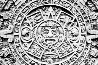Pietra del Sole calendario azteco