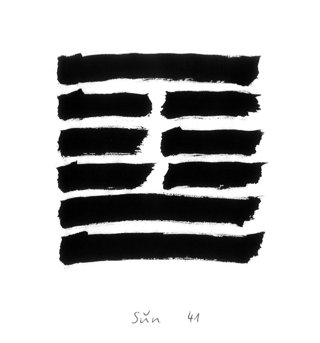 I Ching - esagramma 41 - La diminuzione