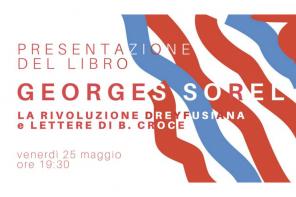 Georges Sorel La rivoluzione dreyfusiana cover