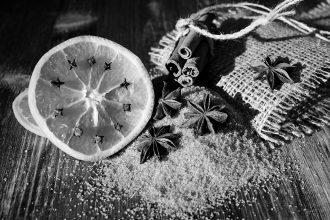 Agrumi e canna da zucchero
