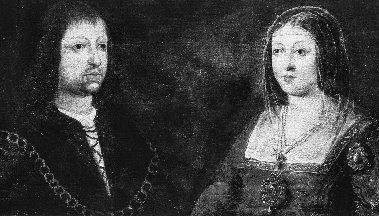Ritratto matrimoniale di Ferdinando d'Aragona e Isabella di Castiglia (anonimo del XV secolo)