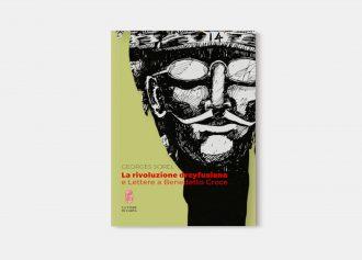 Sorel La rivoluzione dreyfusiana cover mockup
