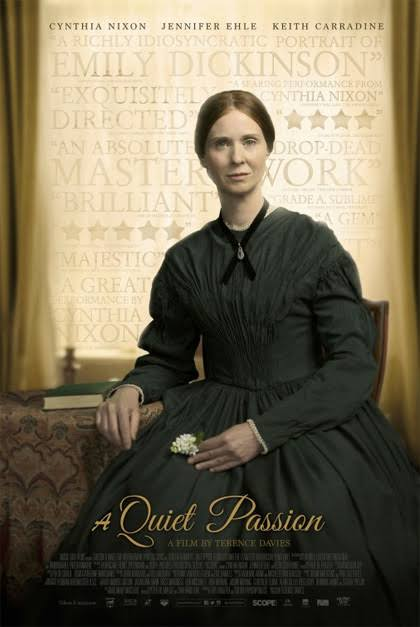 A Quiet Passion Emily Dickinson
