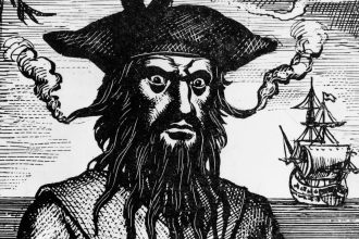 Edward Blackbeard Teach