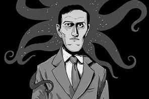 H.P. Lovecraft graphic novel cover