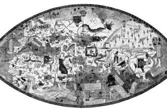 La Carta Genovese. Mappamondo del 1457