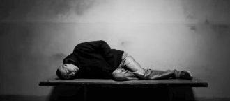 Fotogramma del film Sulla mia pelle. Regia di Alessio Cremonini, 2018.