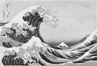 colori nell'arte giapponese