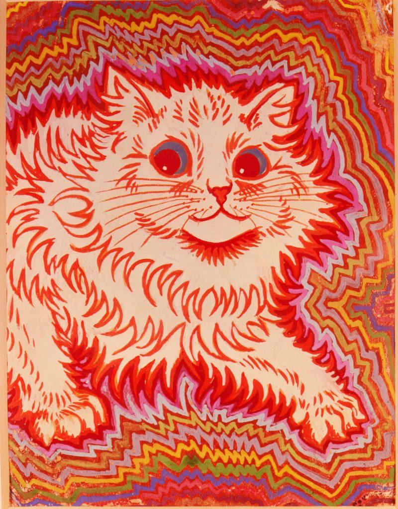 psicotico cat