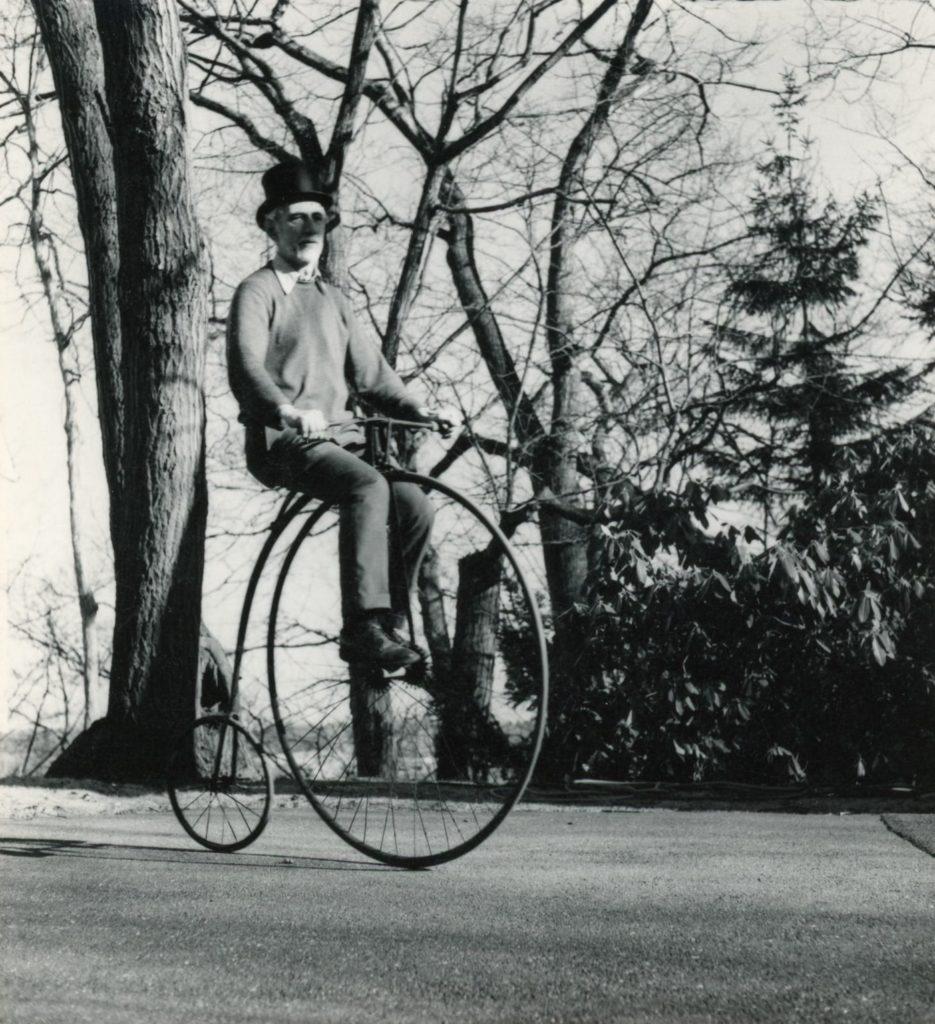 Claude Shannon bici