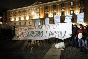 Manifestazioni napoli