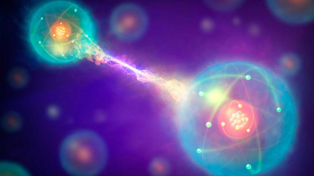 Quantistica entanglement