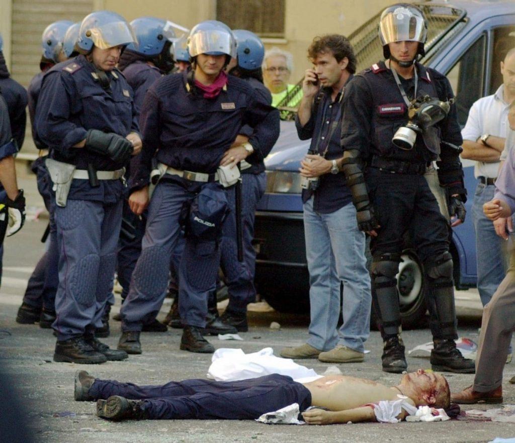 Polizia Carlo Giuliani