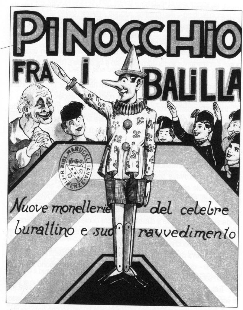 Pinocchio fascista