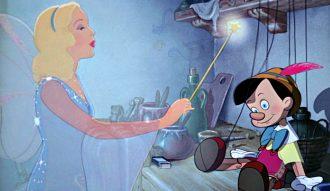 Pinocchio fata