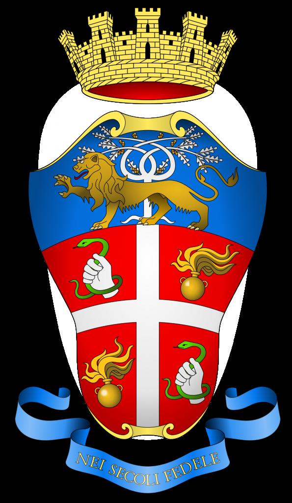 polizia stemma araldico